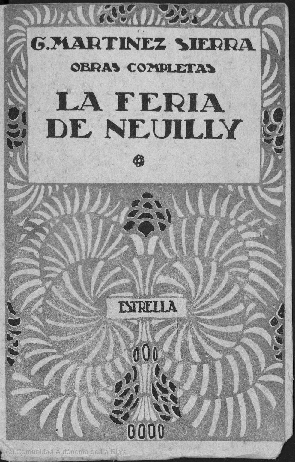 Teatro español siglos XV-XIX en la BVPB >La feria de Neully